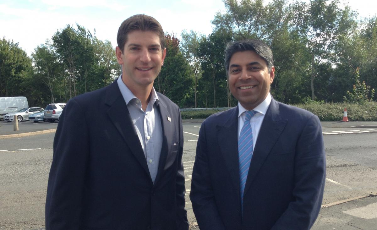 new growth deal means more jobs and security for hardworking chris kelly mp and afzal amin